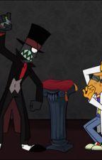 ~Black Hat X Reader Villainos Oneshoots!~ by TheTotallyFakeAbbey