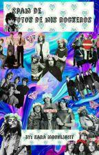 Spam de fotos de mis rockeros <tres by MoonlightComesAlive