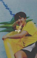 Milk ☆TaexBTS★ by Fluffy-Tae