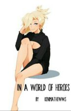 In a World of Heroes - Mercy x Reader by KenMathewws