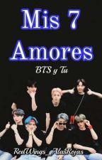 mis 7 amores (BTS Y TU) [+18] by elcoqueva