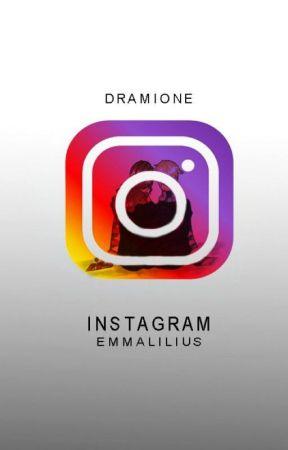 Instagram || Dramione by emmalilius