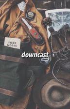 DOWNCAST ▻ D. LARUSSO | completed by depetal-