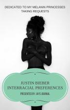 J. Bieber Interracial Preferences (Português-BR) by nwunicorn