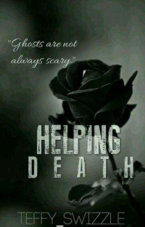 Helping Death by Teffy_Swizzle