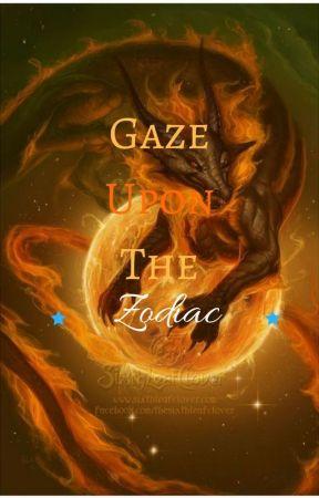 Gaze Upon The Zodiac by DoctorEyeless