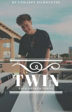 Twin // WHY DON'T WE FF// Zach Herron by unhappySilhouette
