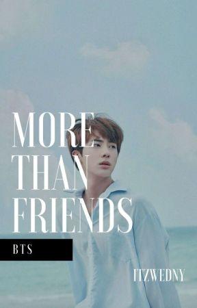 More Than Friends? KIM SEOK JIN by ItzWedny