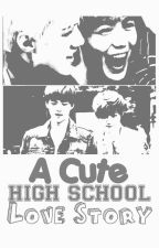 a cute high school love story ▶▶ hunhan™ by hplsspxnkprl