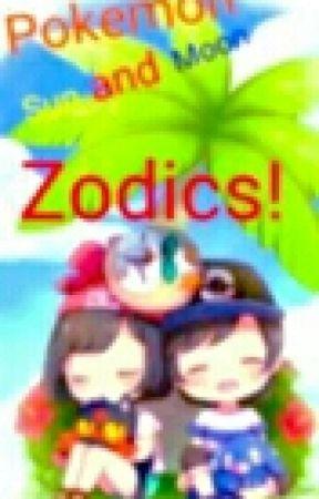 *·* Pokemon Sun And Moon Zodics! *·* by MoonStars4