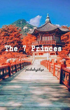 The 7 Princes by imforeverhopeful