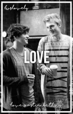 love ; tradley by bwslovely