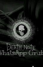 Death Note Whatsapp Grubu by edwardstylesz