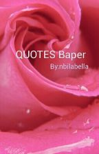 QUOTES Baper by nbilabella
