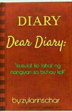 Dear Diary: by zylarinschar