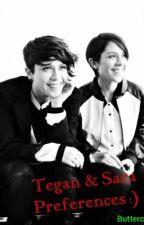 Tegan and Sara Preferences/Imagines by Cherri-Bombz