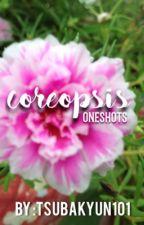coreopsis by tsubakyun101
