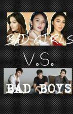 Bad Girls v.s. Bad Boys by FreyaHermioneGumabon