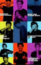 One Direction-Preferences by ERDBEER_MAUSI