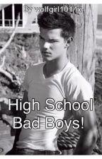 High School Bad boys by wolfgirl1011x