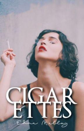 cigarettes by ednamalloy