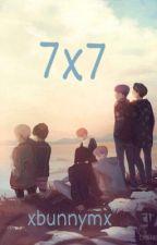7x7 by xbunnymx