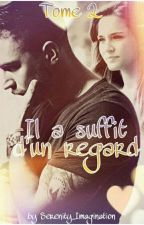 *Il a suffit d'un regard - Tome 2* by Serenity_Imagination