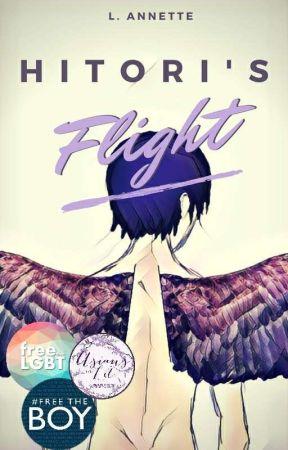 Hitori's Flight (#Wattys2017) by Lena-Presents