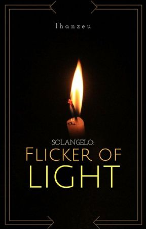 Solangelo: Flicker of Light by lhanzeu
