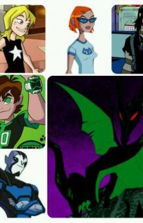 Ben 10 omniverse(the forever dragon awakens) by DevanshNakat