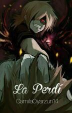 La Perdí [Alucard X Seras] #Wattys2017 by CamilaOyarzun14