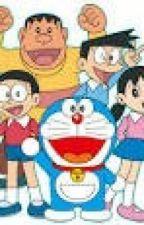 Doraemon y el hada de los dientes. by JorgeAcL