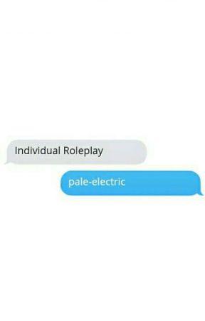 Individual Roleplay (redo) by laguna-blx