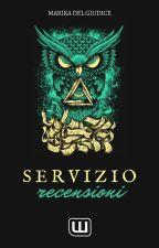 Servizio Recensioni - La Civetta con Tre Occhi by HannaSophieLewis