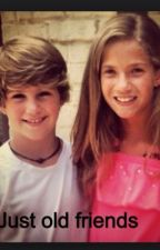 Just old friends (MattyB) by MegijaZ