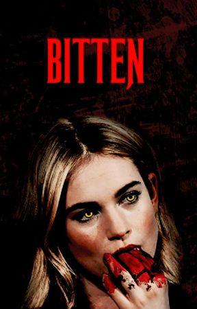BITTEN ⇢  Stiles Stilinski by elevsen