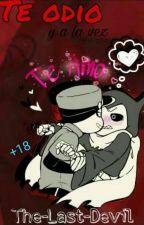 Te odio/Te amo[F!Palette x F!Goth] [Actualizaciones Lentas] by -SweetDevilLovesYou-
