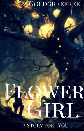 Flower Girl by Goldgreenfree