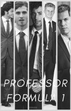 Professor x Formula 1 by DannyRicc17