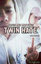 Twin hate    Marcus and Martinus by MajaSamulik