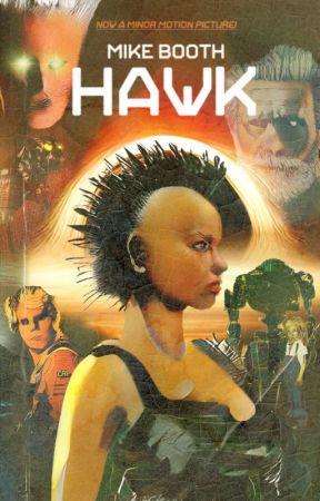 Hawk: Bounty Hunter by Enflamer