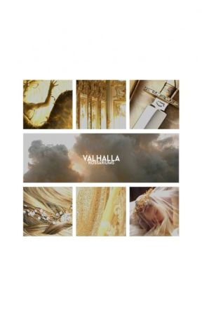 VALHALLA ▻  STEVE TREVOR. by rossariums