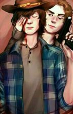 Carl Grimes & Ron Anderson [YAOI] by CPilotTnT