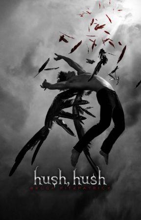hush hush libro #1 by yosoygrazz
