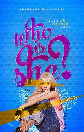 who is she? - a graphic and resource book by sIoans