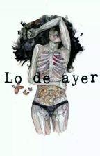 Lo de ayer by MynWam