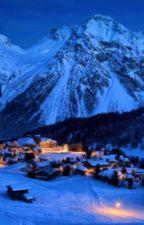 Through The Alps | Switzerland ✎ by sunnie-bunnie