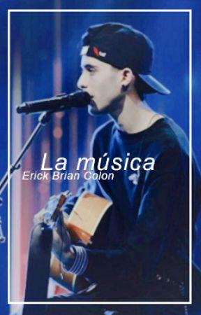 La música   Erick Brian Colon by christophervelz