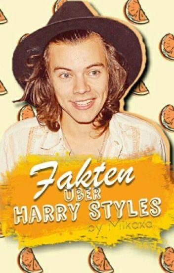 Fakten über Harry Styles