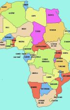 l'Afrique & Ses Pays  by Maricka667